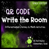 QR Code Write The Room - Space Edition