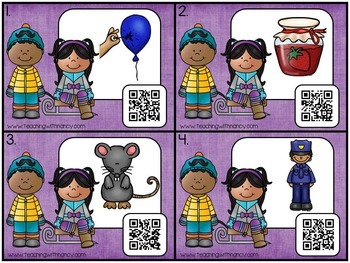 QR Code: Write and Scan Mini Bundle