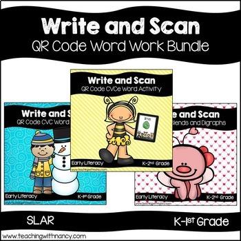 QR Code: Write and Scan Mini Bundle