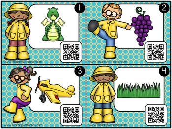 QR Code Write and Scan L and R Blends