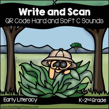 QR Code Write and Scan Hard and Soft C