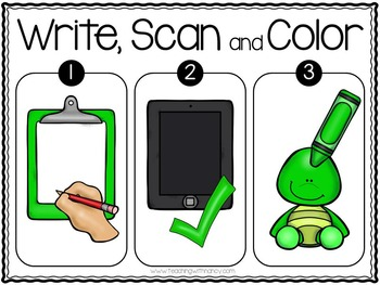 QR Code Write and Scan R Controlled Vowels