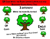 """QR Code """"Write the Room"""": Apple Tree ABC and Beginning Sounds Match"""