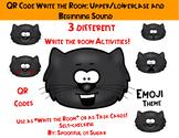 QR Code Write the Room: Black Cats Beg. Sound Upper/Lowerc