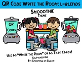 QR Code Write the Room: L Blends (Smoothie Bar Themed)