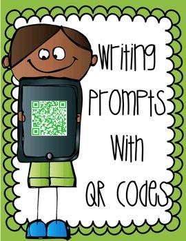 QR Code Writing Prompts