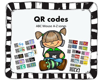 QR Code for ABC Mouse