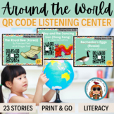 QR Code stories - 23 stories ~ AROUND THE WORLD