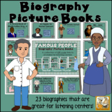 QR Code stories - 23 stories ~ FAMOUS PEOPLE Biographies