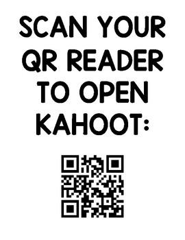 {FREE} QR Code to Kahoot website