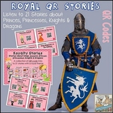 QR Codes - 21 QR stories ~ prince princess dragon knight king stories