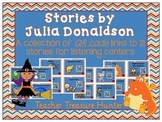 QR Codes - 21 stories by Julia Donaldson the GRUFFALO gr8