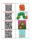 QR Codes - 24 Spanish Listening Center Books