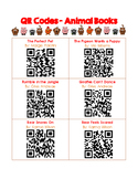 QR Codes - 30 Animal Books