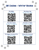 QR Codes - 30 Winter Books