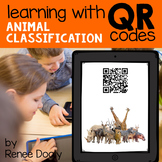QR Codes - Animal Classification