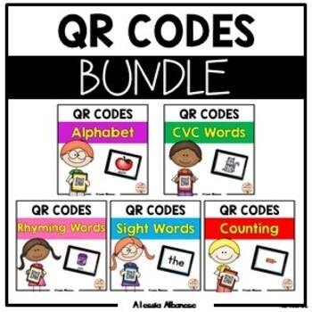 QR Codes - BUNDLE