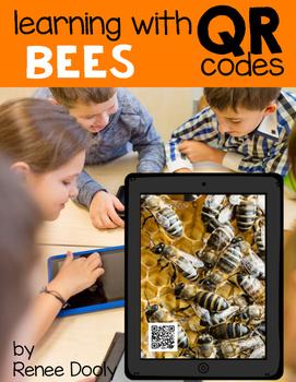 QR Codes - Bees