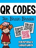 QR Codes: Brain Breaks! {10 Brain Breaks to get the Wiggles Out!}