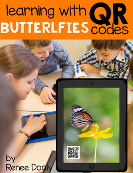 QR Codes - Butterflies