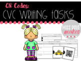 QR Codes: CVC Writing Tasks