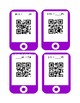 QR Codes Capacity Conversion Task Cards - U.S. Customary