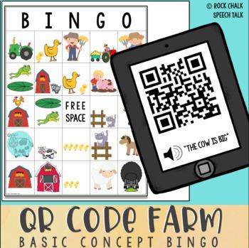 QR Codes- Concepts at the Farm