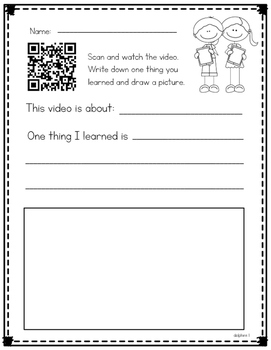 QR Codes - Dolphins