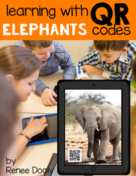 QR Codes - Elephants