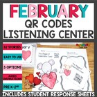 QR Codes Listening Centers February