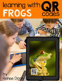 QR Codes - Frogs