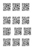 QR Codes: Greetings