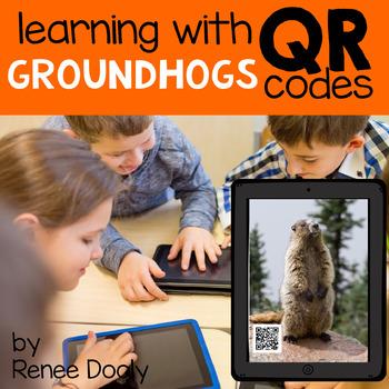 QR Codes - Groundhogs