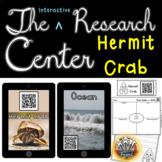 QR Codes: Hermit Crabs