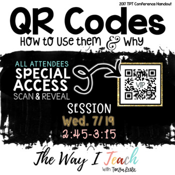 QR Codes:  How to Use Them and Why