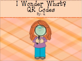 QR Codes I Wonder Bundle