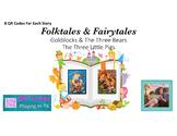 QR Codes In TK ~ Folktales & Fairytales #2