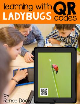 QR Codes - Ladybugs