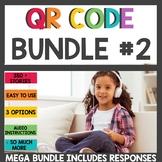 QR Codes Listening Center Bundle #2