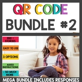 QR Codes Listening Center Bundle #2