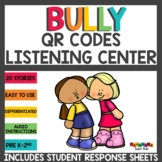 QR Codes Listening Center Bully Stories