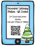 QR Codes Listening Station - December