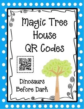 QR Codes: Magic Tree House - Dinosaurs Before Dark