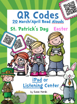 QR Codes:  20 March and April Read Alongs