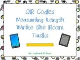 QR Codes Measuring Tasks Write the Room
