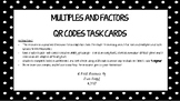 QR Codes Multiples and Factors