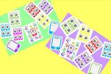 QR Codes Multiplication & Division Bundle