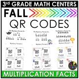 QR Codes Multiplication Facts September Math Center