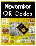 QR Codes November- Favorite Stories