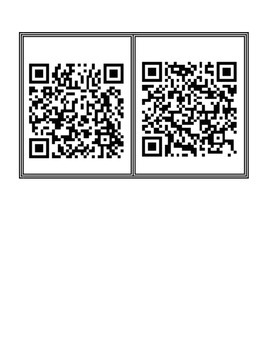 QR Code Scanning with Numbers 1-10